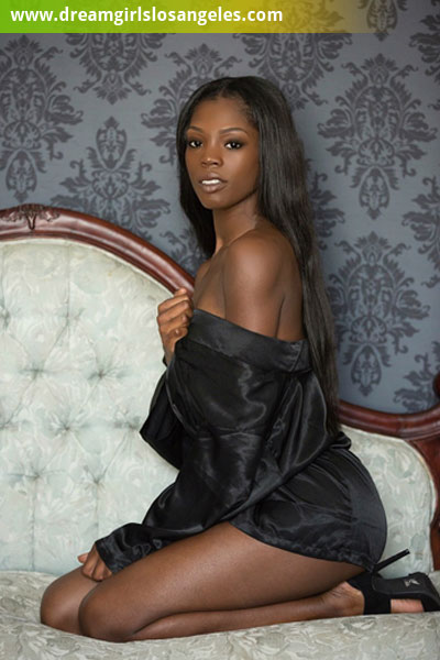 Los angeles ebony escort